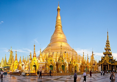 New Patent Law in Myanmar